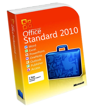 Microsoft Office 2010 standard Key